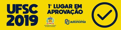 Aprovados - UFSC 2019